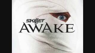 Skillet- Monster w/growl (lyrics) - Awake