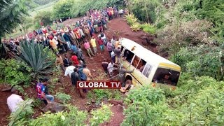 Hivi Ndivyo Wanafunzi Walivyopoteza Uhai Arusha
