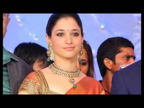Ram Charan Teja wedding reception and actress Tamanna greeting