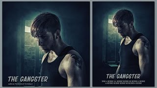 Create an The Gangster Movie Poster In Photoshop