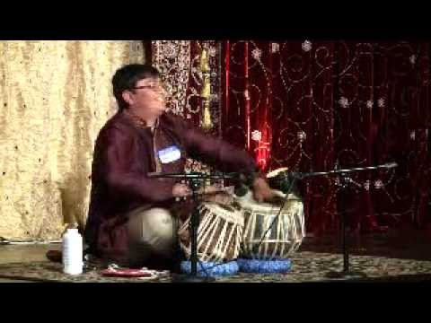 Konkani Sabha Diwali 2012 - Rohan Mallya performing Tabla Solo