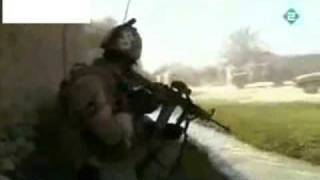Dutch and American Special Forces Ambushed by the Taliban in Afghanistan