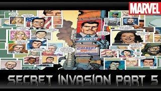 ยืนหยัดเพื่อมวลมนุษย์[Secret Invasion Part5]comic world daily
