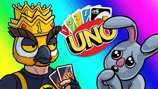 Uno Funny Moments - Desperate Ohmwrecker, Absurd Luck!
