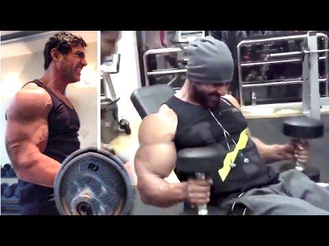 Xxx Mp4 All John Abraham S Intense Gym Bodybuilding Workout Videos 3gp Sex