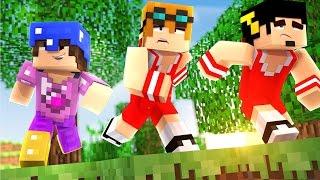 Minecraft: CORRE SE NÃO MORRE - A PROVA DE TUDO Ep. 5 ‹ Caique Vieira ›