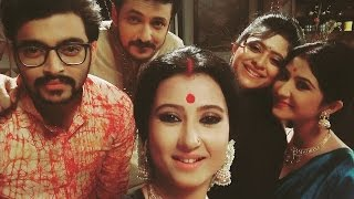 Punni Pukur Behind The Scenes | Star Jalsha Bangla TV Serial Punyi Pukur Making