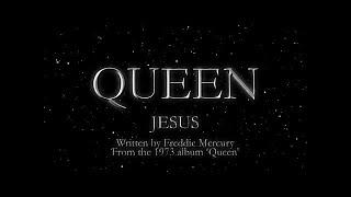 Queen - Jesus (Official Lyric Video)