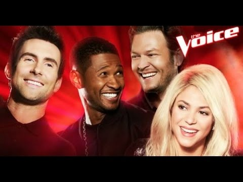 Top 9 Blind Audition The Voice around the world IX