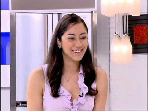 Maya Zankoul s interview on MTV with Karen Boustany pt 2