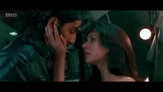 Hot Kiss by Ranbir Kapoor & Aditi Rao Hydari | Rockstar
