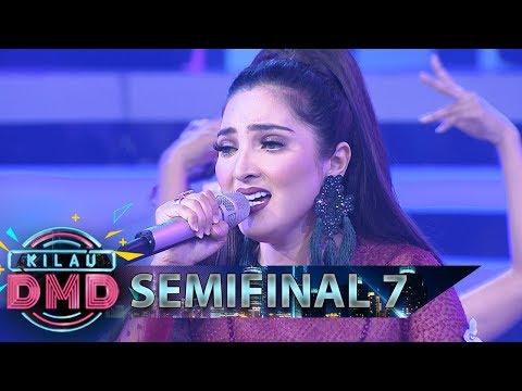 Pembukaan yg Keren! Ashanty feat Aurel SAYANG - Semifinal Kilau DMD (194)