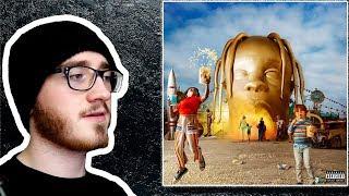 "Travis Scott ""ASTROWORLD"" - ALBUM REACTION/REVIEW"