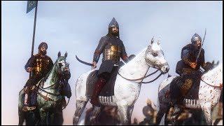 BATTLE OF AYN JALUT I 1260 MONGOLS vs MAMLUKS (MK 1212 Mod)