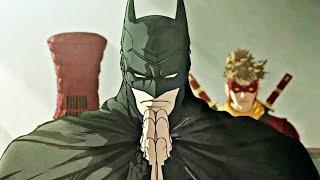 BATMAN NINJA Bande Annonce (2018) DC Comics