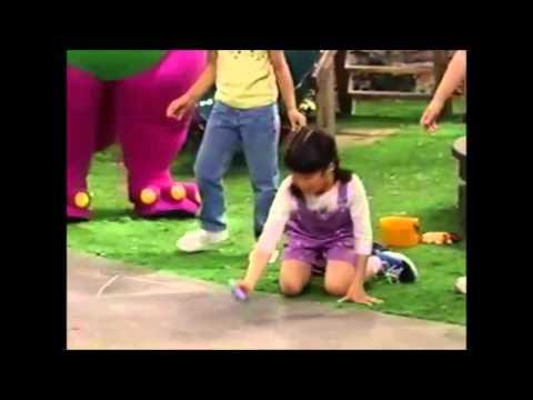 Barney Shapes Music Video