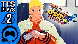 Naruto Ultimate Ninja Storm: Road To Boruto Part 2 - TFS Plays