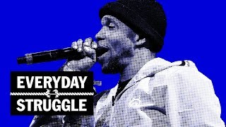Curren$y Pulls Up to Talk 'Yandhi,' MGK, Best Punchline Rappers, New Mixtape   Everyday Struggle