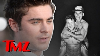 Zac Efron's Younger Brother Is Just As Hot As Him! | TMZ
