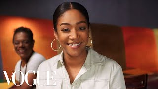 73 Questions With Tiffany Haddish | Vogue