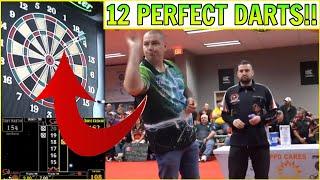 Best Leg Of Cricket Ever Seen On Video - Boris Krcmar v Tony Martin