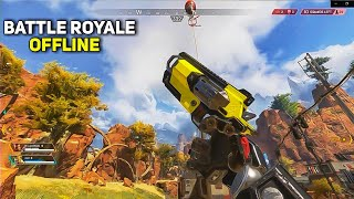 Top 10 Offline Battle Royale Games for Android 2019 | Like PUBG Mobile