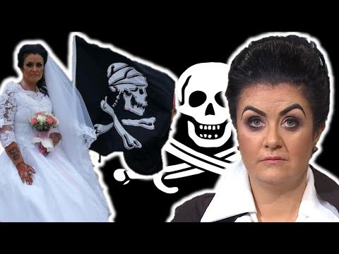 Xxx Mp4 INSANE WOMAN MARRIES 300 YEAR OLD PIRATE GHOST Amanda Teauge 3gp Sex