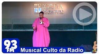 Elaine Martins - Musical Culto da Rádio - Sei, É Bem Assim