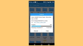 how to transfer files through usb otg pendrive ¦¦ unable to transfer data mobile to pendrive