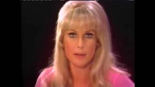 Barbara Eden sexy performance on Bob Hope TV Special