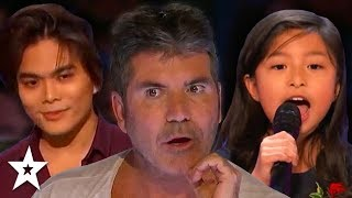 TOP 10 BEST Auditions EVER On America's Got Talent!   Got Talent Global