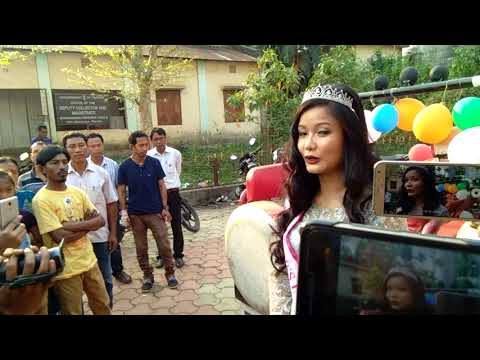 Xxx Mp4 Femina Miss India Tripura 2018 Mamita Debbarma In Bishamganj 3gp Sex