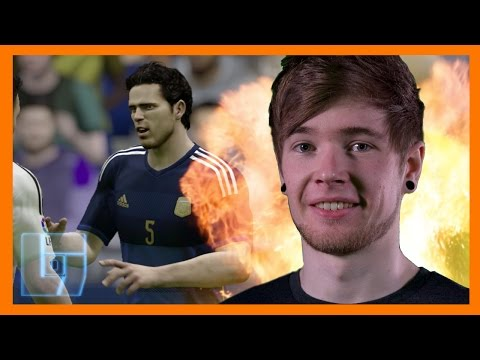 Dantdm fifa 16 match v perpetualjordan legends of for Hide n seek living room edition