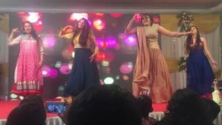 Bollywood dance medley  sangeet