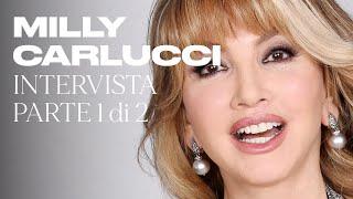 Simona Ventura intervista in esclusiva Milly Carlucci (parte 1)