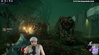 Dead by Daylight RANK 1 NURSE - WHY'D SHE DO THAT?!
