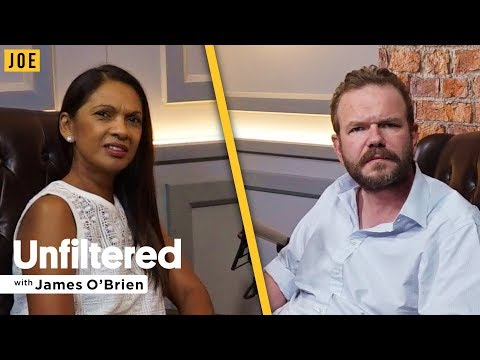 Gina Miller on Brexit & ending the chaos | Unfiltered with James O'Brien #49