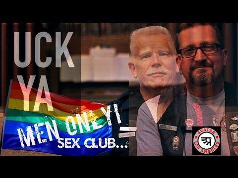 Underground Sex Club for Homosexual Men in LA (by UCKYA)