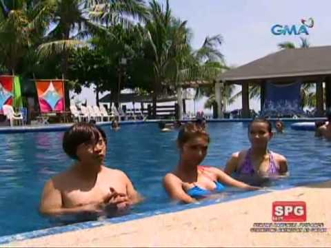 Bubble Gang Mr. Assimo nag swimming lessons