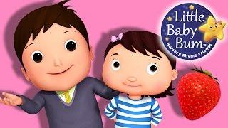 Johny Johny Yes Papa | Part 2 | Nursery Rhymes | Original Version By LittleBabyBum!