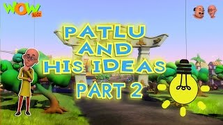 Patlu and his Ideas - Compilation Part 2