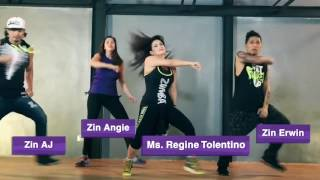 AF MOA's Trumpets Choreographed by Ms. Regine Tolentino