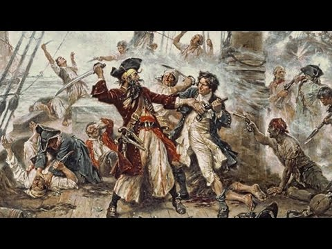 Top 10 Famous Pirates in History