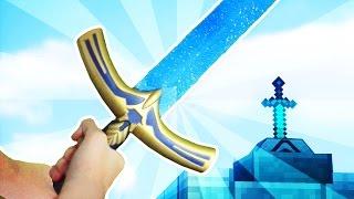 Realistic Minecraft 12 - Legendary Diamond Sword