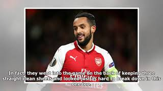 Arsenal 1 west ham 0: gunners through to carabao cup semi-finals after welbeck goal| NEWS TODAY TV
