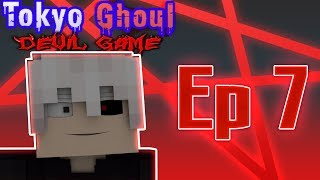 Minecraft: Tokyo Ghoul Role Play Ep 7 - Ghoul Encampment