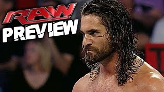 WWE RAW 23 May 2016 PREVIEW, Predictions, News & Rumors