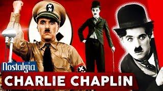 A difícil e polêmica vida de CHARLIE CHAPLIN - Nostalgia