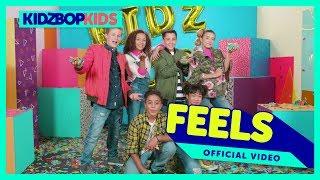 KIDZ BOP Kids – Feels (Official Music Video) [KIDZ BOP 36]