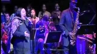 Doxology Jetro Da Silva Concert, Donna McElroy Vox, Casey Scheuerell drums